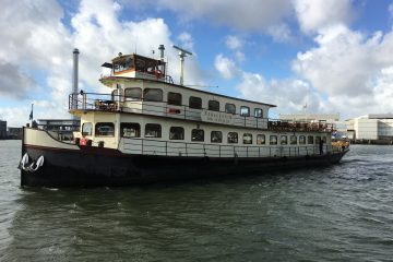 De Nehalennia boot in Rotterdam