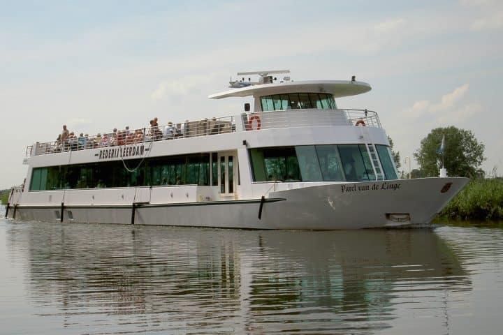Rondvaart in Leerdam met korting | Voordeeluitjes van NapPas