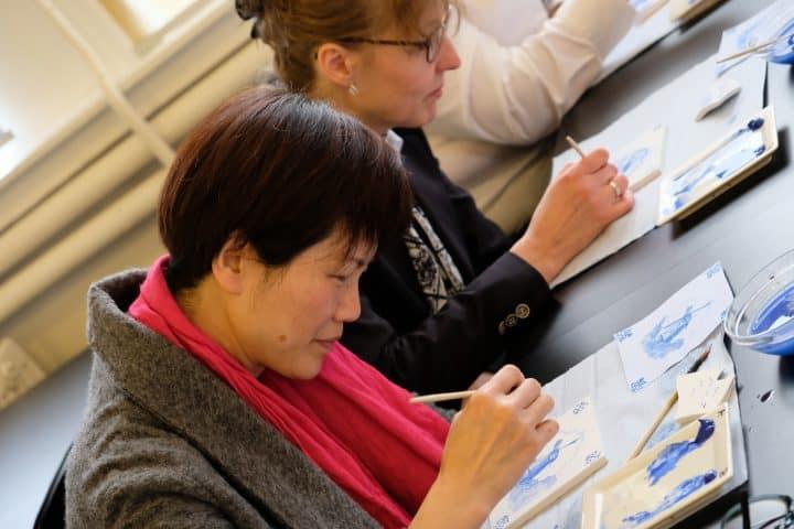 Workshop met korting bij Royal Delft Experience | Voordeeluitjes van NapPas