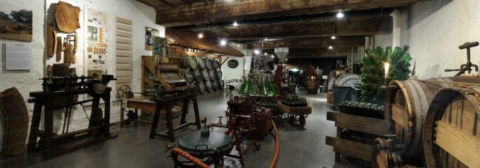 Nederlands Wijnmuseum met korting | Voordeeluitjes van NapPas