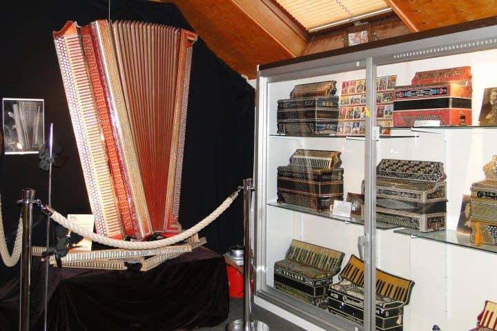 Accordeon en Harmonicamuseum met korting | Voordeeluitjes van NapPas