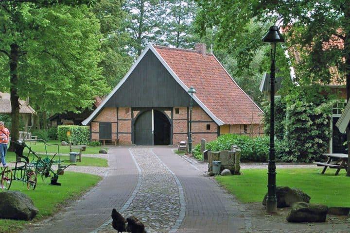 Met korting naar Openluchtmuseum Ootmarsum | NapPas