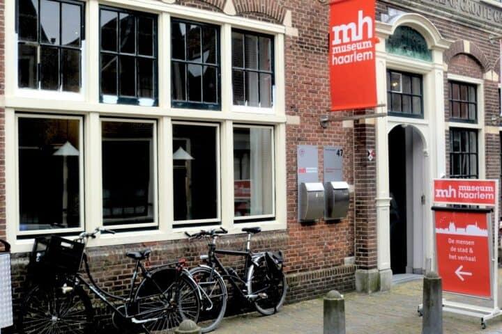 Met korting naar Museum Haarlem   NapPas