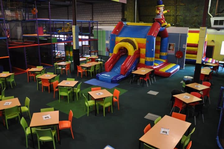 Indoor Speeltuin in Heesch met korting | Voordeeluitjes van NapPas
