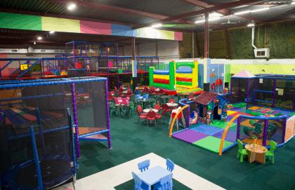 Indoor Speeltuin Marvy's Speelwereld