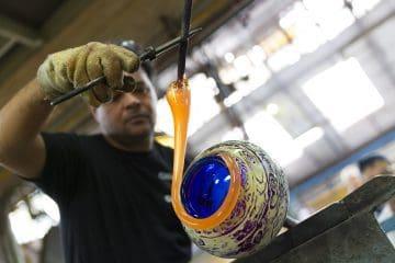 Glasfabriek Leerdam NapPas