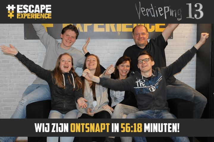 Escape Experience met korting | Voordeeluitjes van NapPas