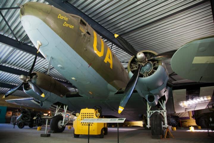 Met korting naar Museum Bevrijdende Vleugels | NapPas