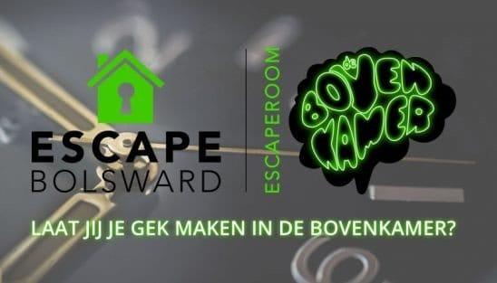 Escape Room in Bolsward met korting | Voordeeluitjes van NapPas