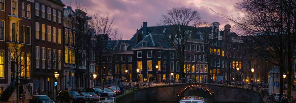 Avondje uit Nederland